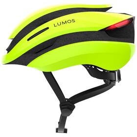 Lumos Ultra Casco, lime green
